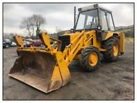 JCB 3CX Sitemaster Digger Excavator