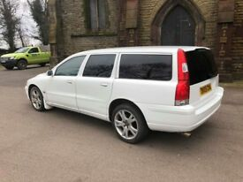 2005 VOLVO V70 T5 ONLY 73,000 MILES MANUAL