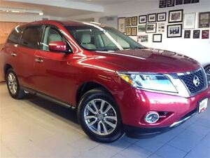 2013 Nissan Pathfinder S 1 OWNER LOCAL TRADE!! CHEAP FAMILY HAUL