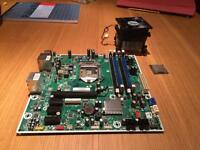 Intel i5, Motherboard and cooler bundle
