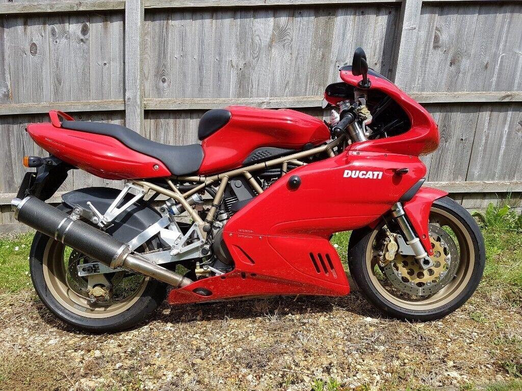 Ducati 900SS ie | in Weymouth, Dorset | Gumtree