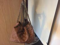 Lovely tan bag