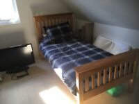 Marks and Spencer 'Hastings' Single Pine Bed Frame
