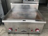 CATERING COMMERCIAL BRAND NEW GAS FLAT GRILL CAFE SHOP EQUIPMENT TAKE AWAY FAST FOOD SHOP CATERING