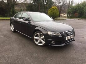 2008 Audi A4 S line 2.0 Tdi ....Finance Available
