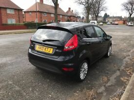 For Sale Ford Fiesta 1.4 TDCI diesel,£20tax for 12 months,new turbo fitted,drives great,£2650!