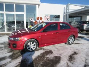 2016 Mitsubishi Lancer DE - LEASE for only $86* + tax bi-weekly