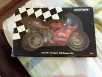 Minichamps Carl Fogarty Ducati