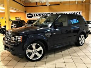 2012 Land Rover Range Rover Sport HSE+LUXURY PKG+NAVIGATION+BACK