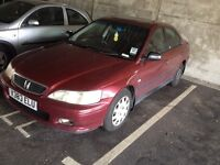 Here is my Honda accord 1.8 automatic