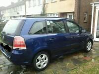 Vauxhall zafira 1.9cdti