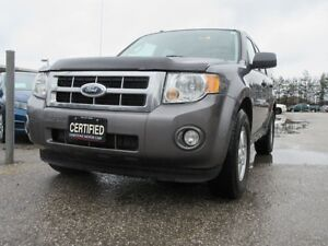 2009 Ford Escape XLT / AWD / ACCIDENT FREE