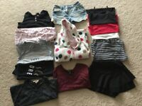 Girls clothes bundle aged 8-9 years