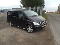 Mercedes Benz Vito 115CDI Sport 84k 1 OWNER FROM NEW