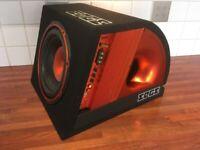Edge EDB10A Subwoofer 750Watts Max Power