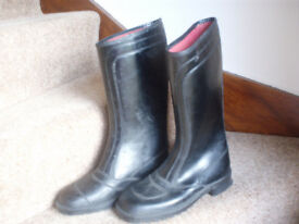 MENS MOTOR-CYCLE BOOTS