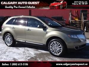 2013 Lincoln MKX AWD/NAVI/B.CAM/LEATHER/ROOF
