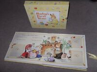 Beautiful Baby's First Year Book – Boxed & Unused - £10