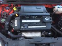 VW Lupo Breaking