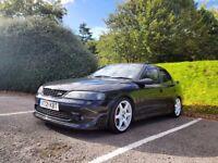 Vauxhall Vectra GSi MSD 2.5 V6 Balck Saloon breaking
