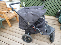Double Pushchair - 'Out n About'