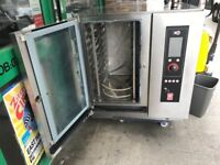 COMBI STEAM OVEN CATERING COMMERCIAL KITCHEN EQUIPMENT KEBAB BAKERY PERI PERI CHICKEN RESTAURANT
