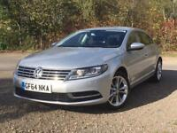 VW passat cc 2014 bluemotion warranty