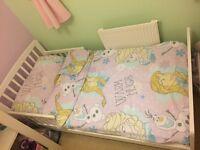 Toddler junior bed