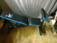 gym bench exercise bench