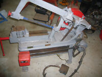 Rapidor Commercial Heavy Duty Power Saw 3 Phase Electric