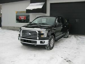 2015 Ford F-150 xlt/xtr SUPERCREW 4X4 V8 5.0L