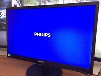 """Monitor Philips 223V5LSB/00 - 223V5LSB/00 LCD/TFT Monitor - 22"""" LED 1920 x 1080 VGA DVI"""