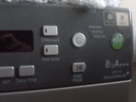8Kg Hotpoint 3Star Washing Machine Used 4 Times