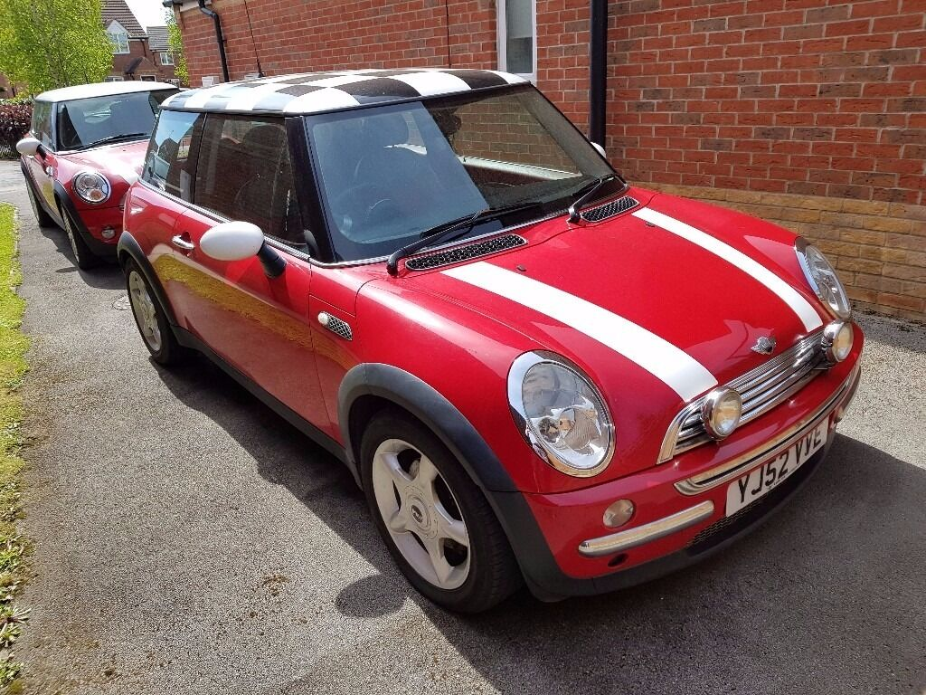 2002 mini cooper 1 6 chili pack for sale 52 plate in hull east yorkshire gumtree. Black Bedroom Furniture Sets. Home Design Ideas