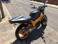 GSXR 600 Streetfighter