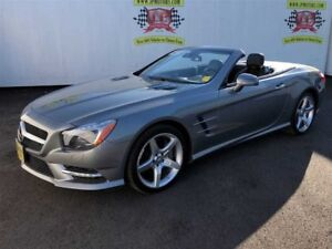 2013 Mercedes-Benz SL-Class 550, Navigation, Leather, Convertibl