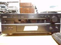 RECEIVER YAMAHA RX-V800 IN MINT CONDITION. IN FULL WORKING CONDITION LIKE NEW. REMONTE CONTROL.