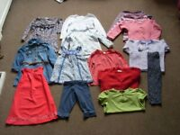 Bundle Girls Clothes 3-4 Years