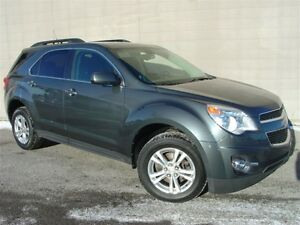 2011 Chevrolet Equinox 1LT All Wheel Drive! Loaded!
