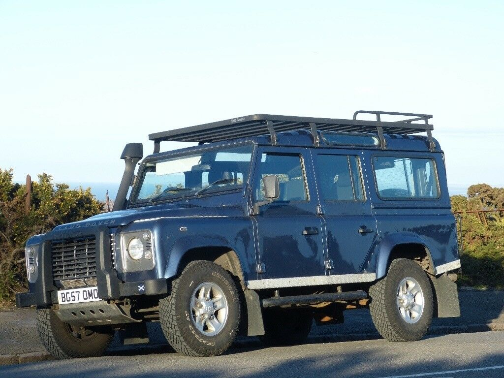 Land Rover Defender 110 (2007), MOT to March '19, 95,000 miles