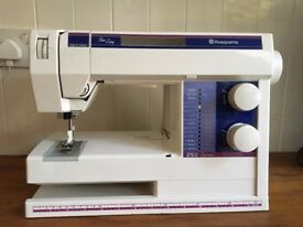 Husqvarna Electronic sewing machine