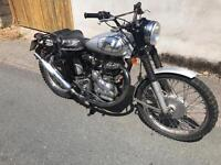 Royal Enfield 500 Bullet Trails