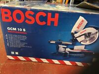 Bosch mitre saw brand new in box