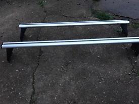 Vauxhall Locking Roof Bars