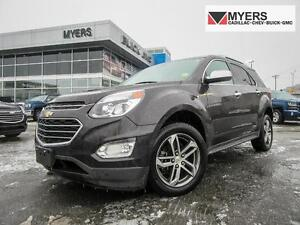 2016 Chevrolet Equinox AWD/TRUE NORTH PACKAGE /NAVIATION