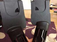 Quinny Buzz/ Buzz Xtra, Maxi cosi Cabriofix Pebble car seat adapters