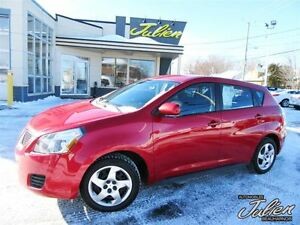 2009 Pontiac Vibe BASE, AIR CLIMATISE, GR ELECT.