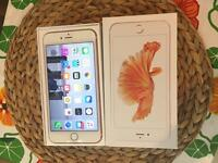 iPhone 6S plus 16GB for sale Rose Gold.