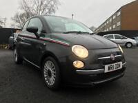 2011 FIAT 500 0.9 LOUNGE **ONLY 72000 MILES + FULL SERVICE HISTORY +PANORAMIC ROOF+ 11 MONTHS MOT**