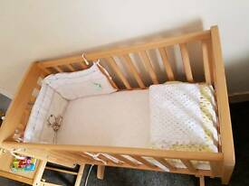 Crib Mamas&Papas